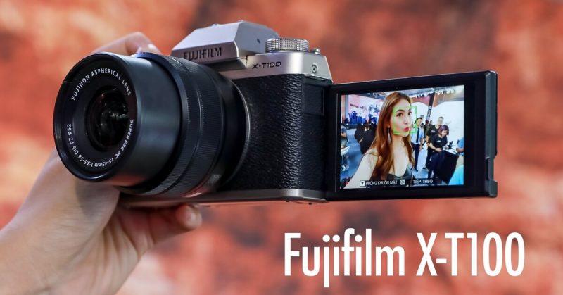 Fujifilm Mirrorless X - T100