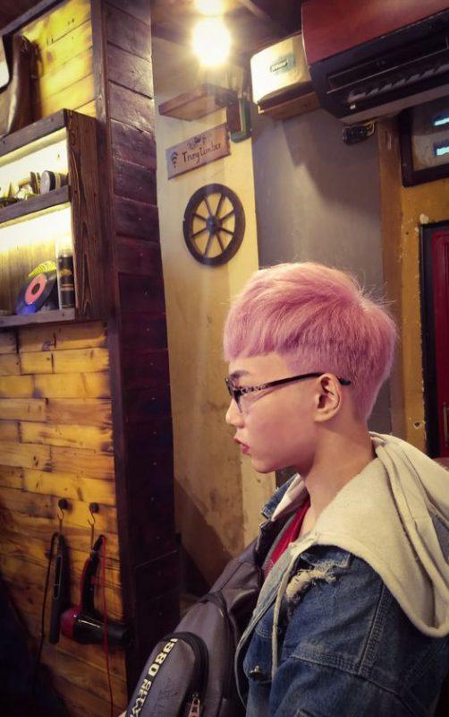 Trung-Timber BarberShop