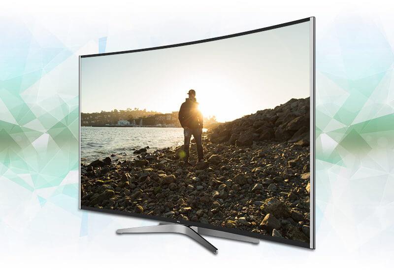 tv màn hình cong