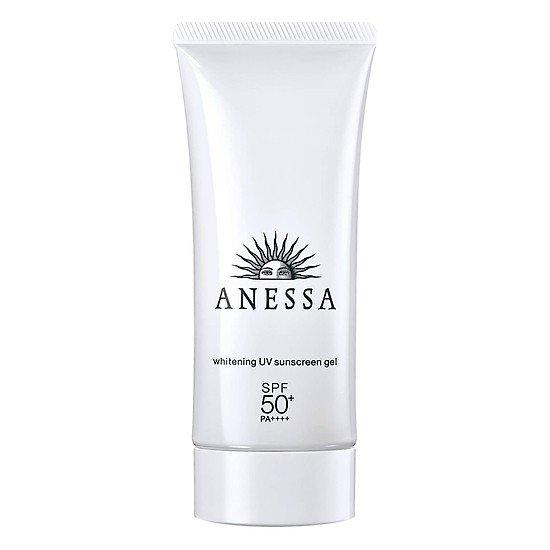 Anessa Whitening UV Sunscreen Gel Spf 50+ Pa++++ (90g)