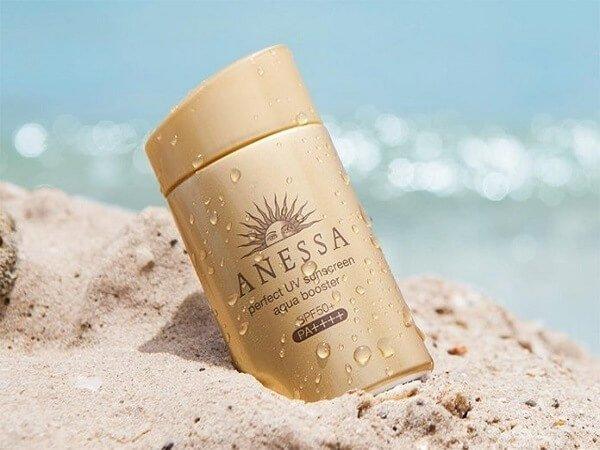 Anessa Perfect UV Sunscreen Mild Milk Spf50+ Pa++++ (60ml)