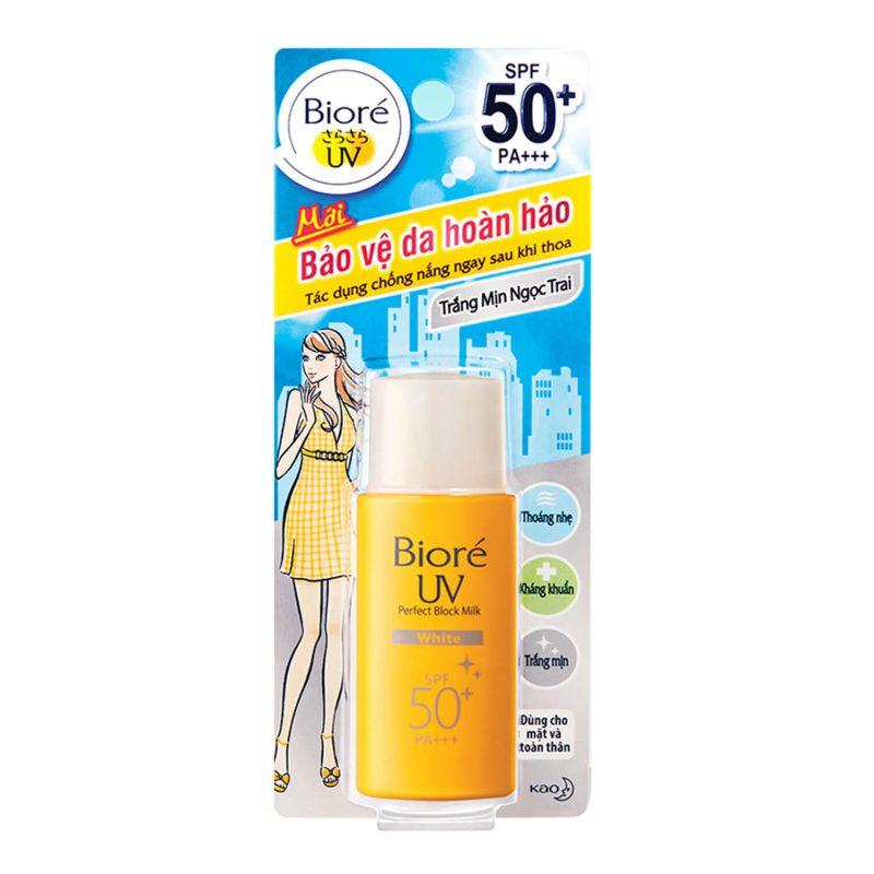 Biore UV Perfect Protect Milk Cool