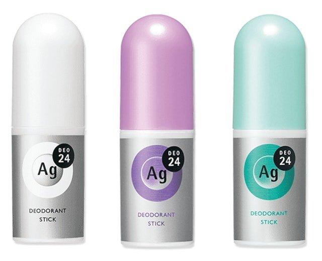 Ion Bạc Deodorant Stick Ag DEO 24
