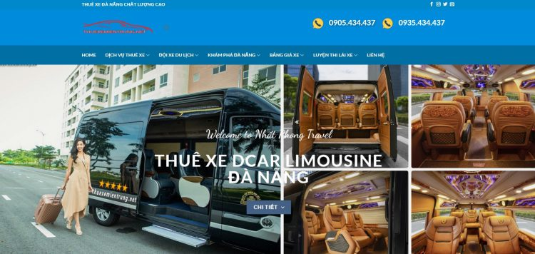 Thuê Xe Dcar Limousine Đà Nẵng