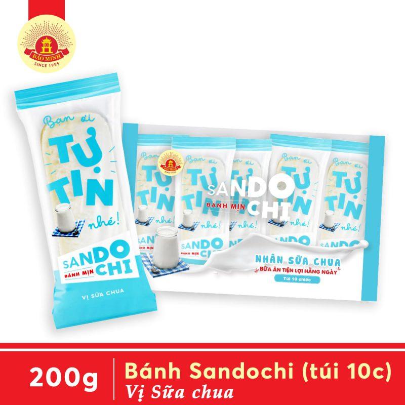 địa chỉ bán bánh mịn Sandochi