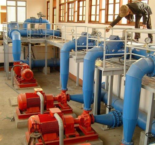 Sửa máy bơm nước tại Hải Phòng
