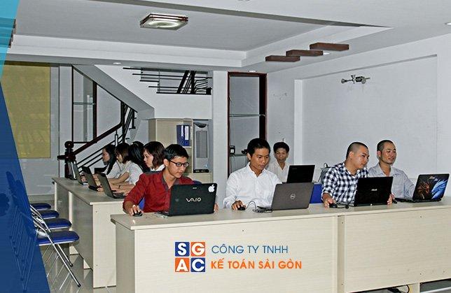Kế toán Sài Gòn