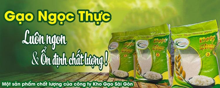 Kho Gạo Sài Gòn - Bỏ Mối Gạo Theo Giá Sỉ