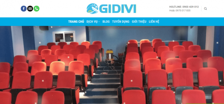Vệ Sinh Nhà Việt – GiDiVi