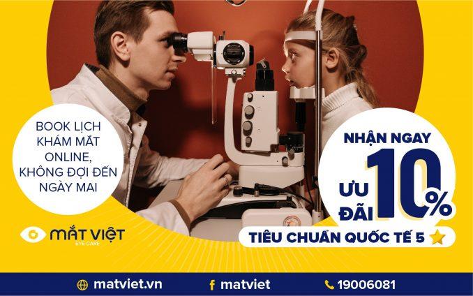 Mắt Việt