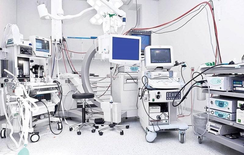 thiết bị y tế Hải Phòng