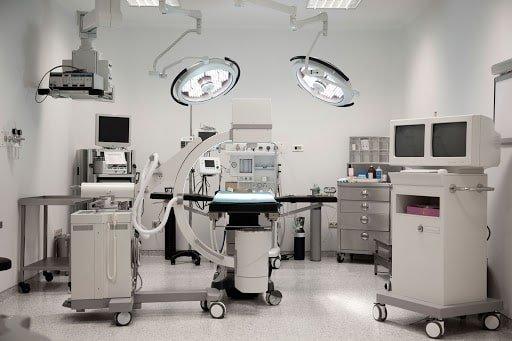 cơ sở cung cấp y tế Vy