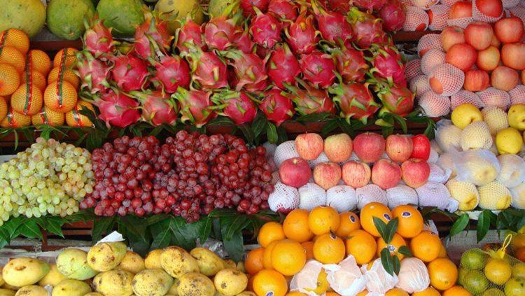 trái cây sạch TPHCM