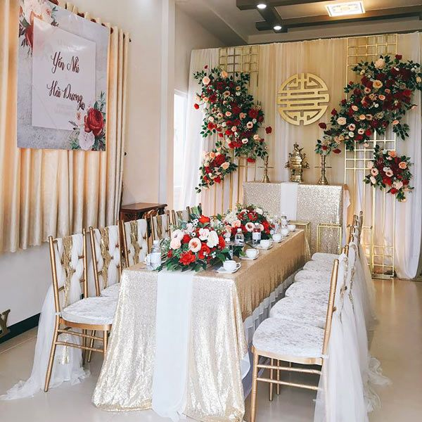 mộc miên wedding