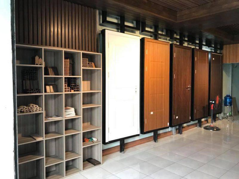 Cửa nhựa composite Hà Nội
