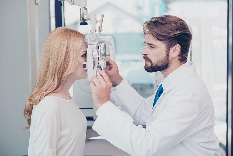 phòng khám mắt Đà Nẵng