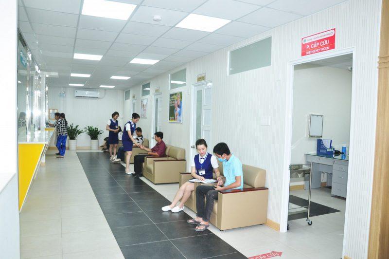 phòng khám phụ khoa Hà Nội - Đông Phương