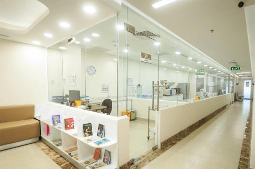 phòng khám phụ khoa Hà Nội - Vietmec Thanh Xuân