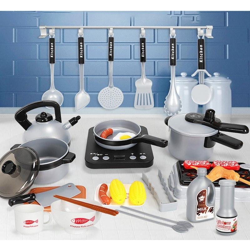 Bộ đồ chơi nấu ăn thông minh