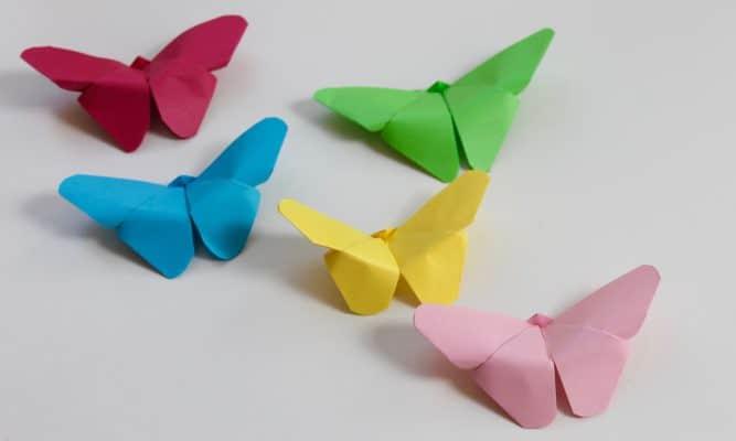 Đồ chơi gấp giấy Origami