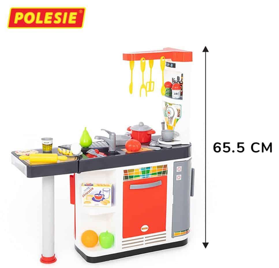 Bộ đồ chơi nhà bếp Master Chef Polesie Toys - Nhiều màu