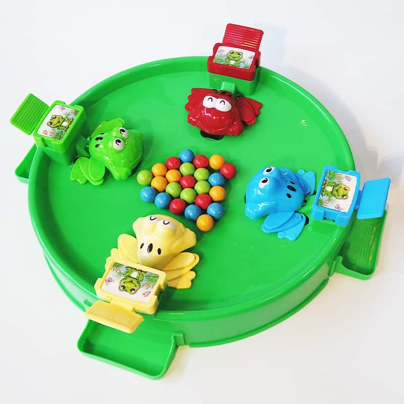 Đồ chơi ếch ăn kẹo