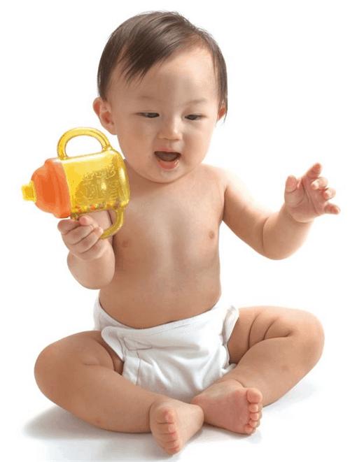 Bình sữa đồ chơi trẻ sơ sinh