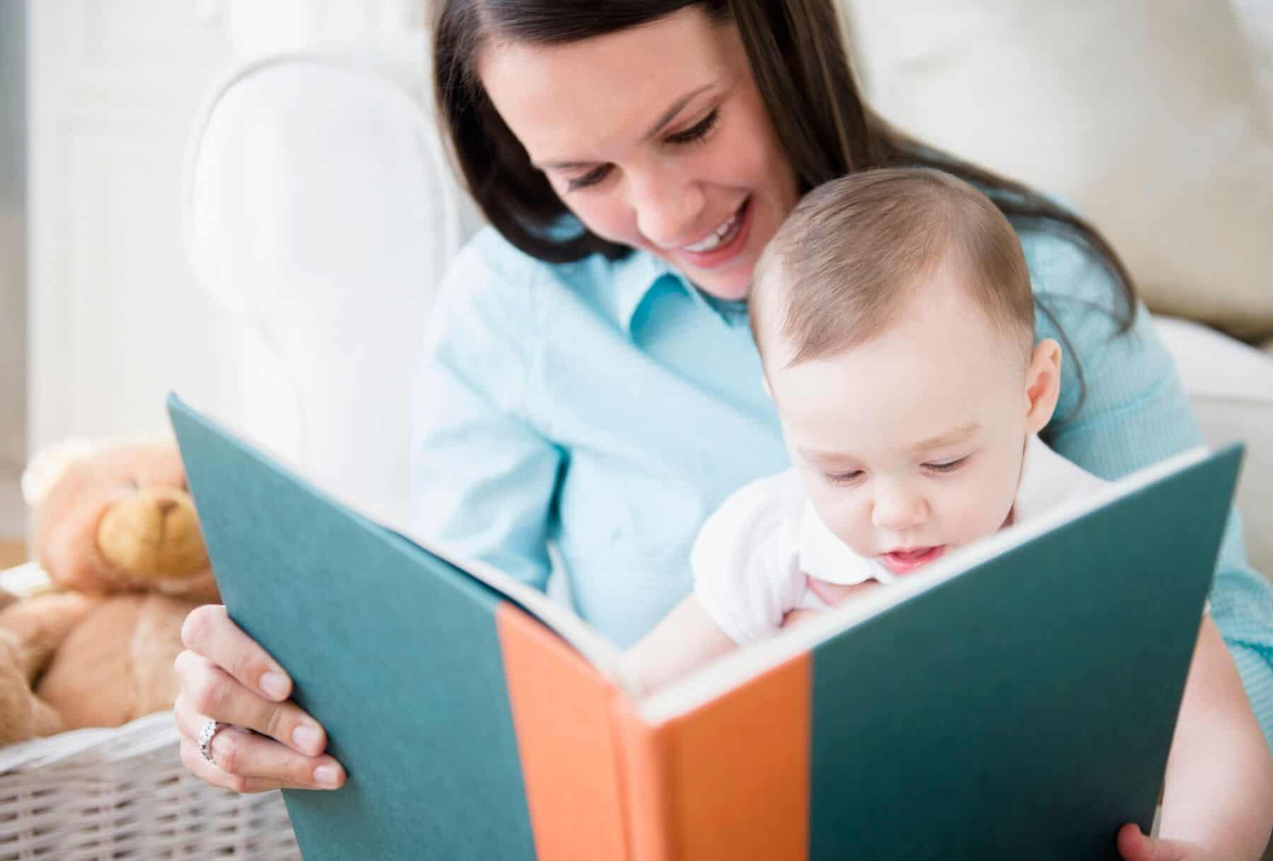 cách nuôi dạy trẻ từ 0 đến 6 tháng tuổi