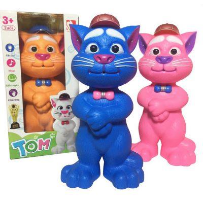 Đồ chơi Mèo Tom biết nói thông minh cho bé