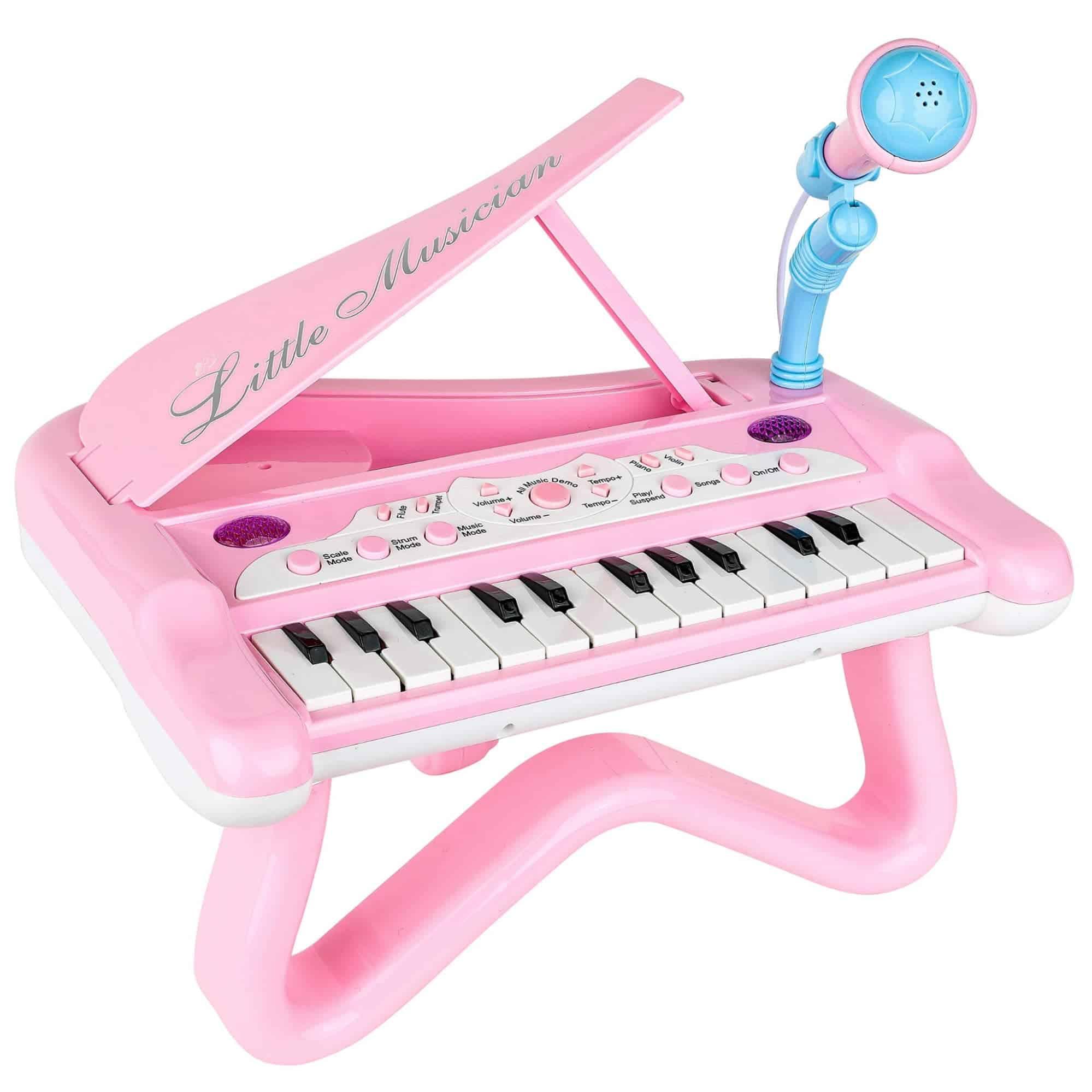 Dụng cụ âm nhạc cho bé