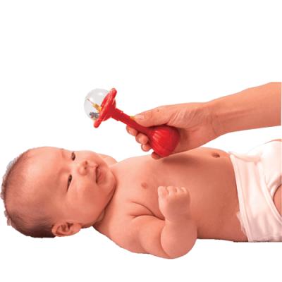 Xúc xắc giảm stress cho bé 2 tháng