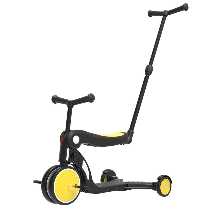 Xe scooter cao cấp 5 trong 1 cho bé 3 tuổi