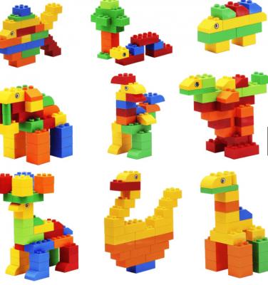 Bộ lego 100 mảnh cho bé 3 tuổi