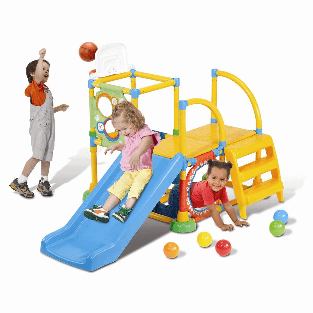 Những trò chơi vận động của bé 6 tháng tuổi