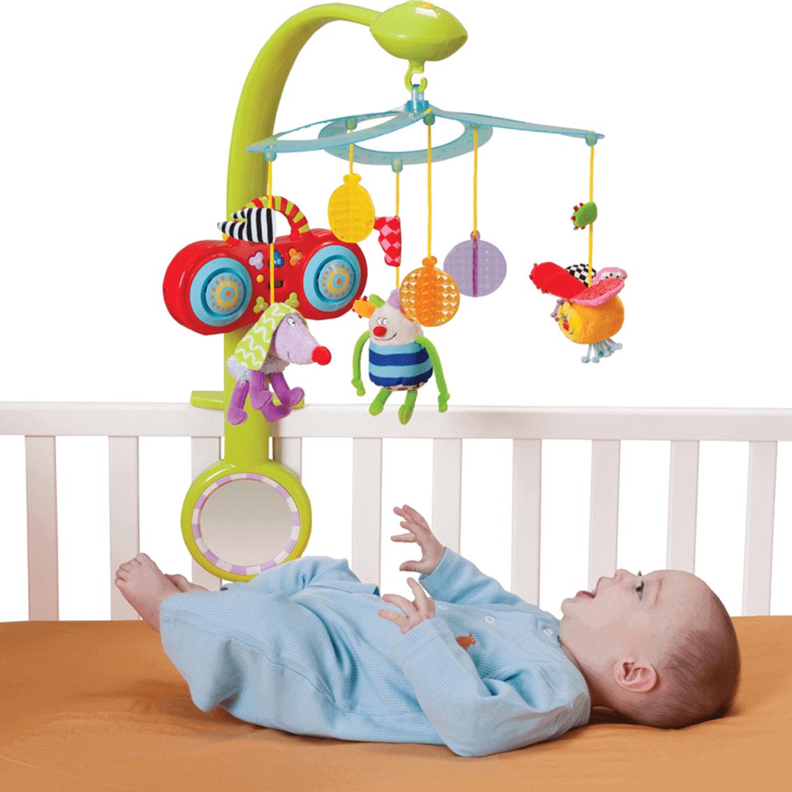 đồ chơi cho bé 6 tháng vui chơi an toàn