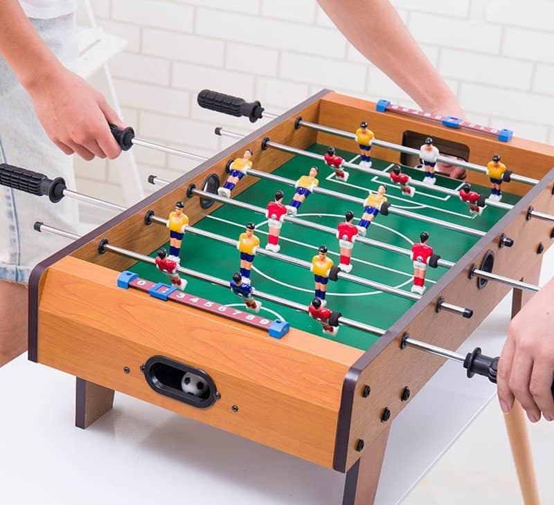 Đồ chơi bàn đá bóng mini cao cấp