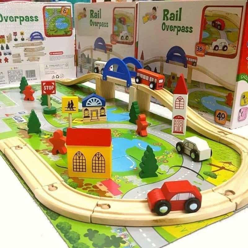 Mô hình phương tiện giao thông