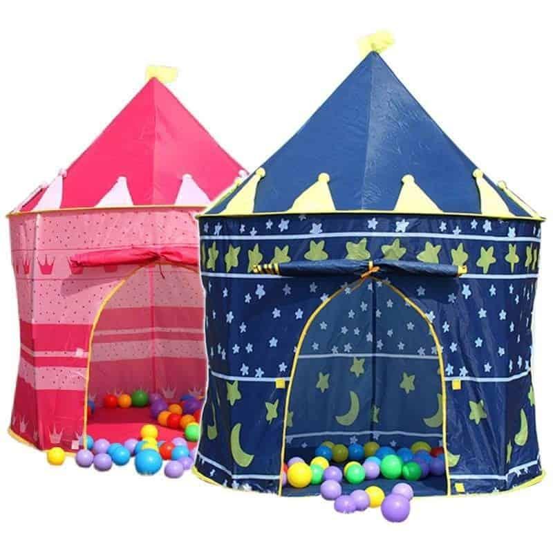 Đồ chơi cho trẻ em lều mini thỏa sức vui chơi