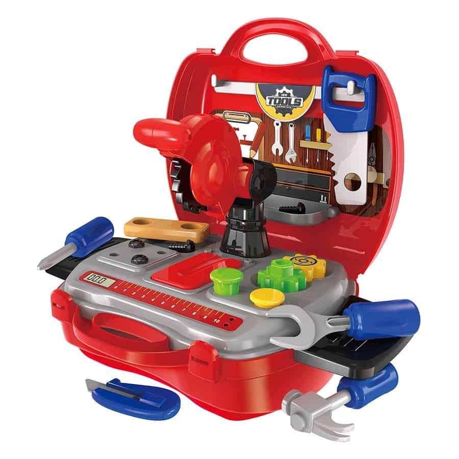 Hộp đồ chơi dụng cụ sửa chữa