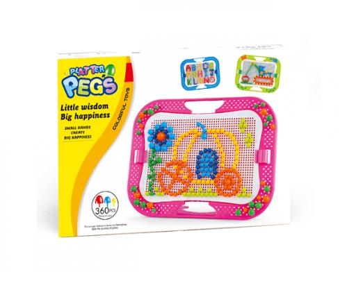đồ chơi đính tranh thông minh cho trẻ em