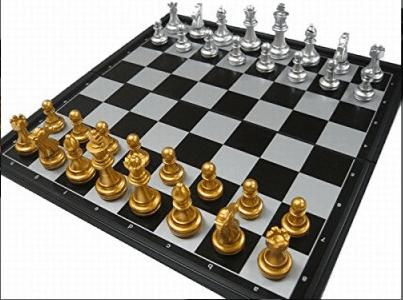 Bộ đồ chơi cờ vua nam châm