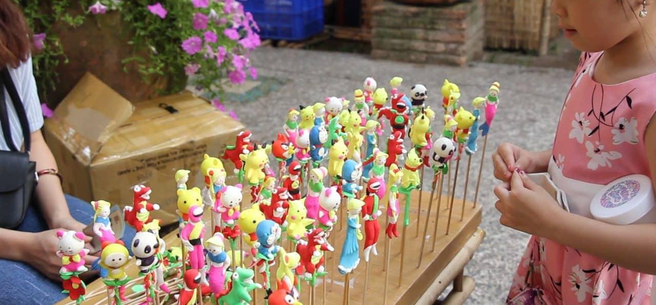 đồ chơi dân gian và lợi ích của đồ chơi dân gian