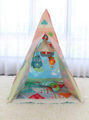 Đồ chơi lều mini cho bé thỏa sức vui chơi