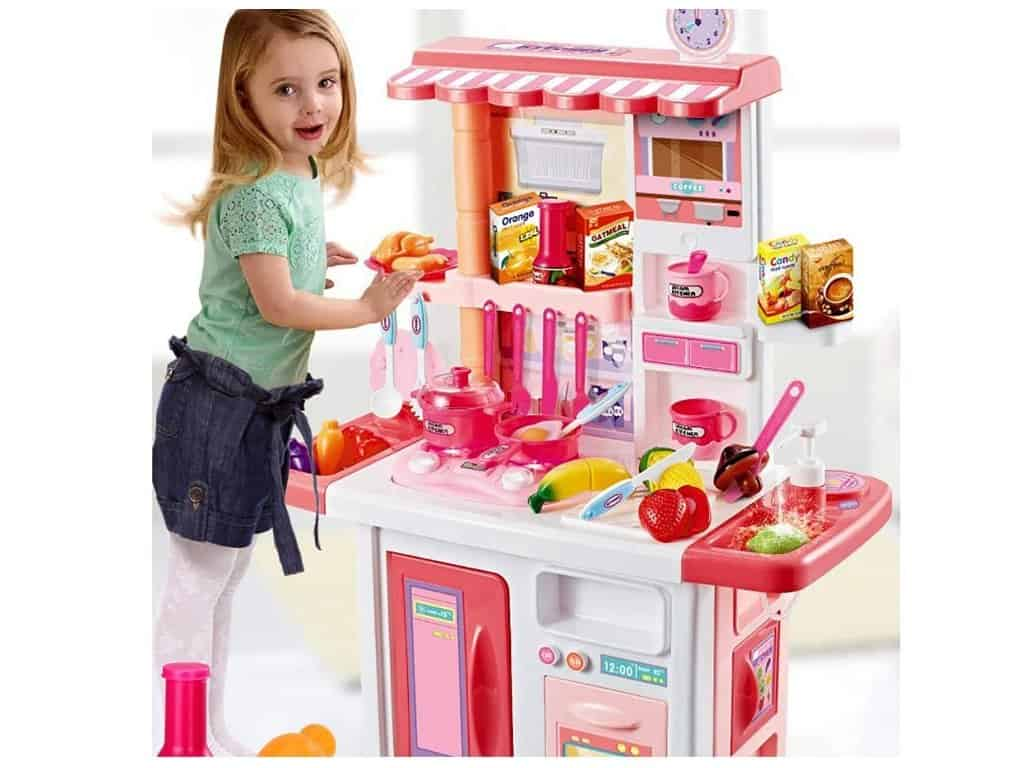 Đồ chơi nấu ăn cho bé gái
