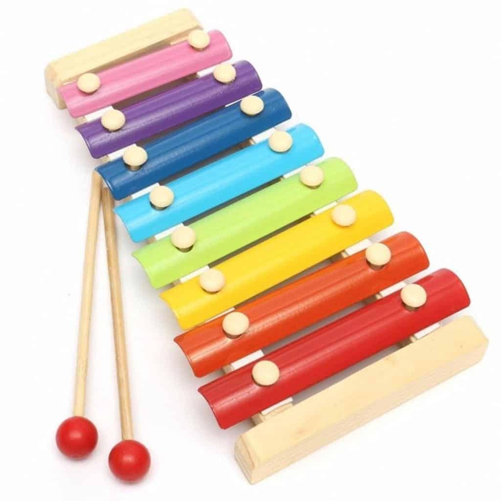 Bộ đồ chơi âm thanh, nhạc cụ