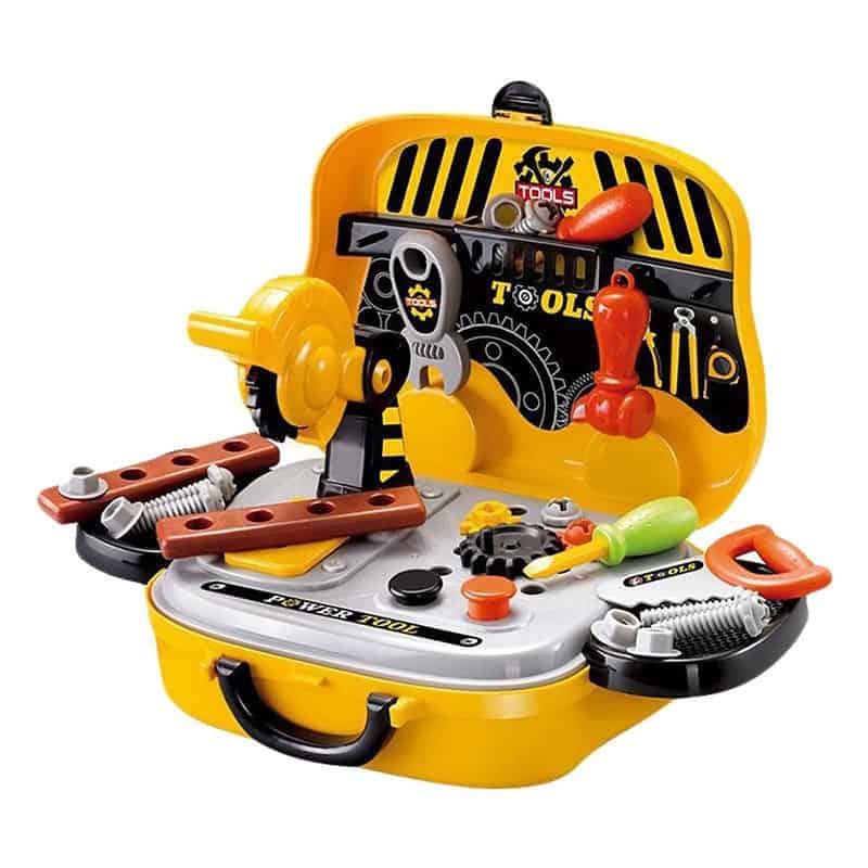 Bộ đồ chơi sáng tạo dụng cụ sửa chữa