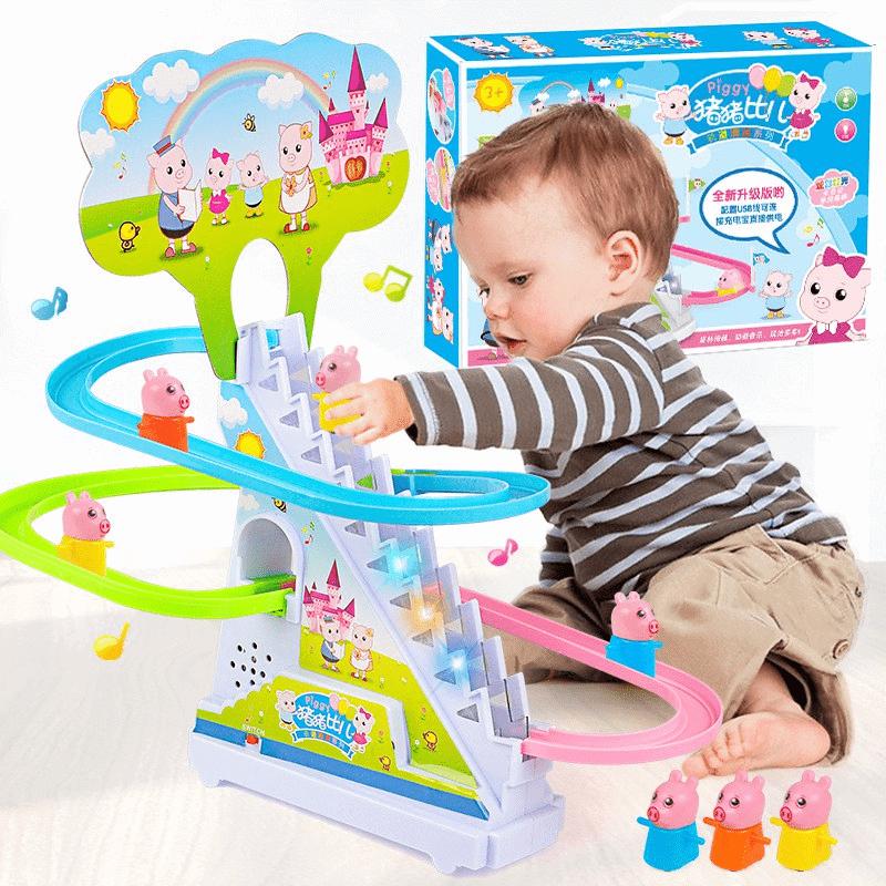 Những lưu ý khi mua đồ chơi thông minh cho bé 1 tuổi