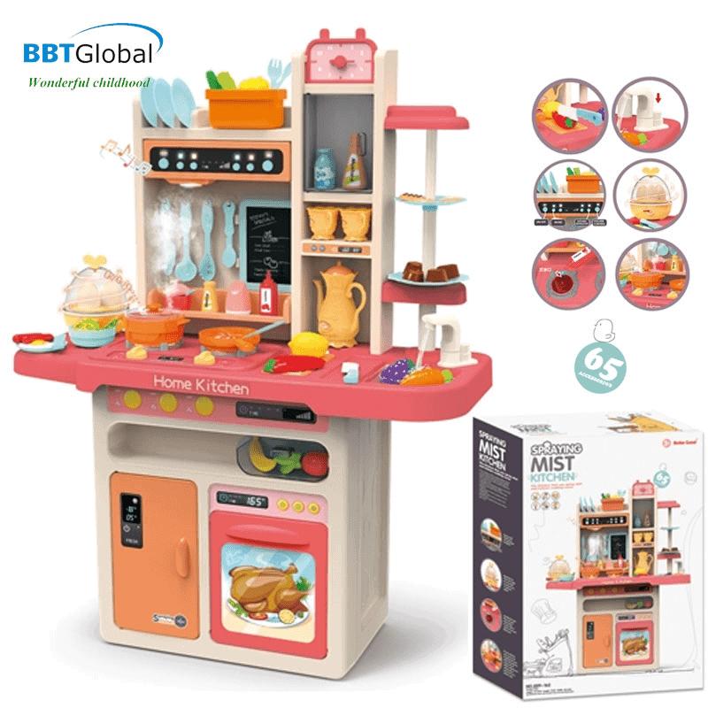 Bộ đồ chơi thông minh nhà bếp sáng tạo, vui nhộn