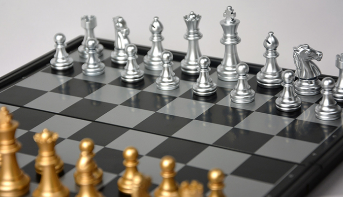 Bộ cờ vua nam châm đồ chơi thông minh cho bé