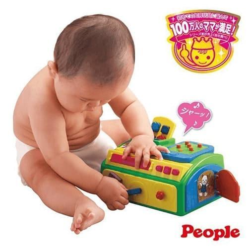 Hộp đồ chơi finger trainer